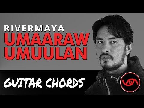 Umaaraw Umuulan - Rivermaya Guitar CHORDS Tutorial