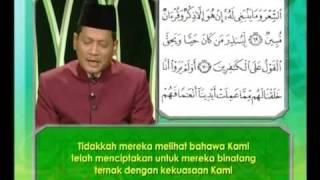 Surah Yasin - Ustaz Dzulkarnain Hamzah (part 3)