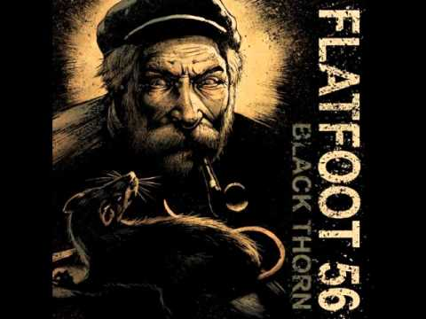 Flatfoot 56 - Shiny Eyes (with lyrics)