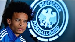 Interview mit Leroy Sané