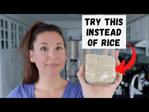 High Protein & Gluten-Free! // How to Cook SORGHUM in the Instant Pot