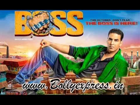BOSS 2013 Title Song Yo Yo Honey Singh (Bollyexpress.in)