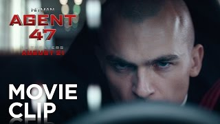 "Hitman: Agent 47 | ""Garage Escape"" Clip 