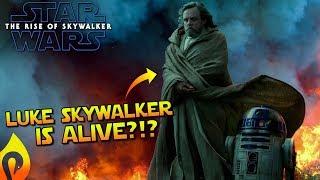 Star Wars Episode 9 Images Reveal Luke Skywalker and Much More!