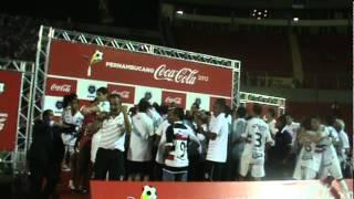 Goleada PE - A memorável conquista do Santa Cruz, bicampeão pernambucano 2012