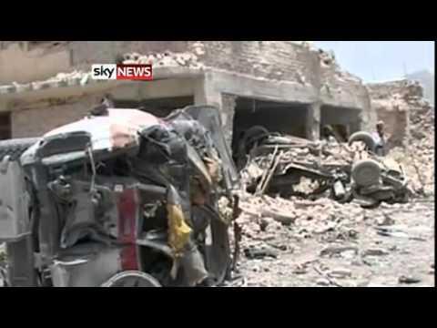 Afghanistan Jail Break: Hundreds Of Taliban Prisoners Escape Jail