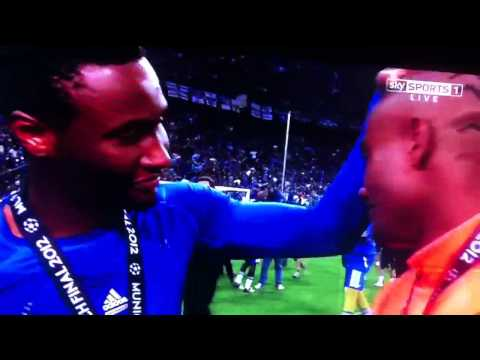 Mikel Interview on SkySports