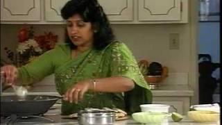 Indian Vegetarian Gourmet - Spicy Vegetables Stir Fry With Tofu