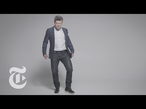 How Andy Serkis Plays a Talking Chimp  The New York Times