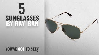 Top 10 Ray-Ban Sunglasses 2018 Ray-Ban UV Protected Aviator Men 39 s Sunglasses -