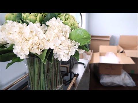 HUGE HOME INTERIOR DECOR HAUL| HIGH- END| MASTER BEDROOM PLUS BONUS ROOM FT. OVERSTOCK VLOG