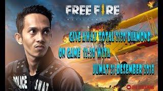 JUMAT BERKAH GIVE AWAY TOTAL 2130 DIAMOND / GARENA FREE FIRE