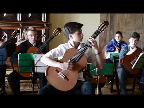 """Marcin Patrzalek - Nicolo Paganini """"Caprice No.  24"""" + El Colibri - Sagreras"""
