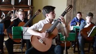 Скачать Marcin Patrzalek Nicolo Paganini Caprice No 24 El Colibri Sagreras