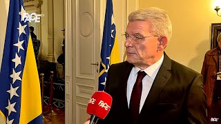 Džaferović ekskluzivno za FACE: Dokument Predsjedništva je prihvatljiv za NATO