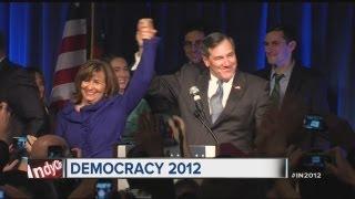 Joe Donnelly's victory speech