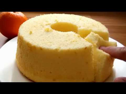 How To Make Chiffon Cake More Moist
