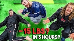 LOSE WEIGHT FAST AS POSSIBLE (BAD IDEA!)