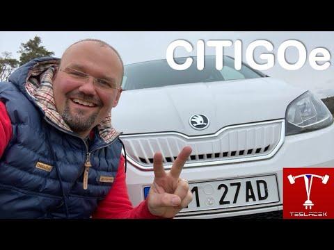 #152 Recenze: Škoda CITIGOe iV | Teslacek