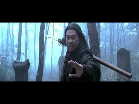14-Blades (2010) fight scene