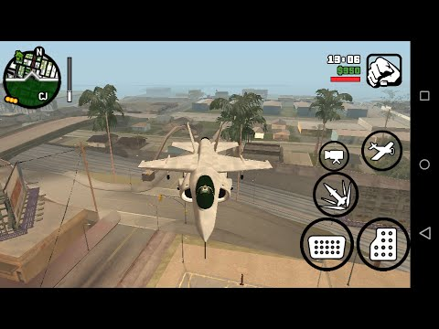 Full Download] Mod Jato Hydra Do Gta V Para Gta Sa Android Only Dff