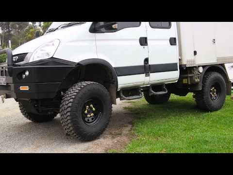 iveco daily 4x4 bimobil ex 358 test funnycat tv. Black Bedroom Furniture Sets. Home Design Ideas