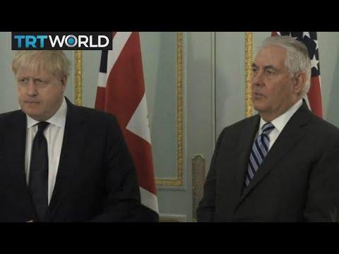 Turkey's Border Mission: Tillerson to discuss Afrin, YPG in Turkey visit