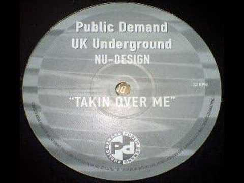 Nu Design Takin Over Me - Classic UK Garage