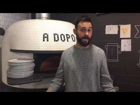 A Tour of A Dopo Pizza in Knoxville, TN | Knox Vegan