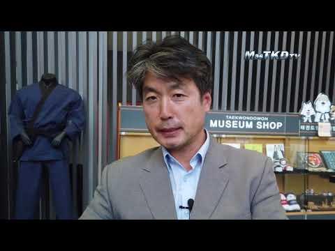 Jung Heon Kim WT Poomsae Committee Chair