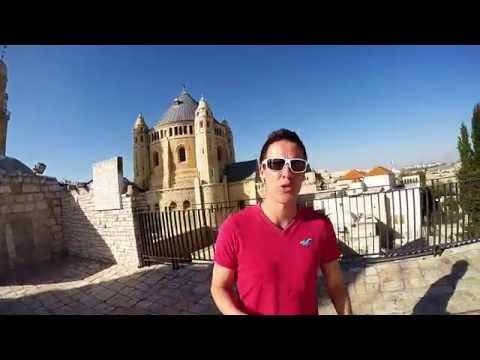 Garden of Gethsemane & Temple steps & Upper Room
