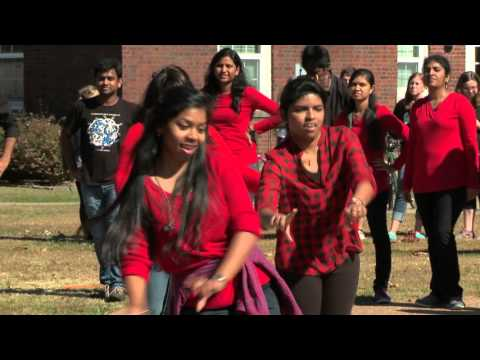 Murray State University Indian Student Association Flash Mob