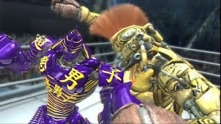 REAL STEEL THE VIDEO GAME [PS3 /XBOX 360] - NOISY BOY vs MIDAS