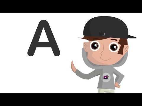 ฝึกเขียนตัวอักษรภาษาอังกฤษ