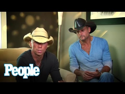 Kenny Chesney and Tim McGraw Promise a 'Fun, Loud, Entertaining' Tour | People