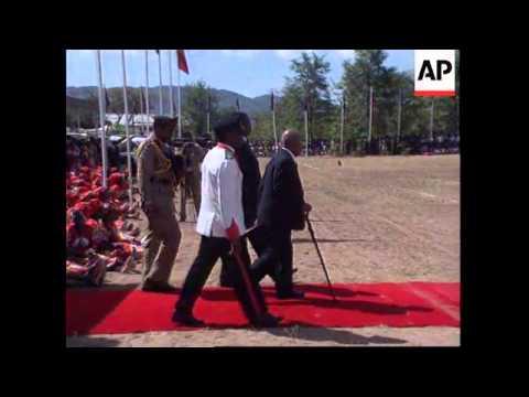 MALAWI: FORMER DICTATOR KAMUZU BANDA DIES