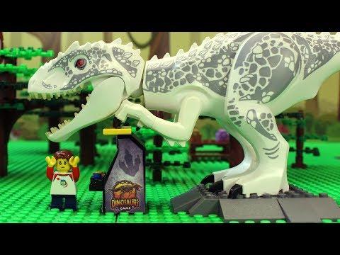 LEGO JURASSIC WORLD ARCADE 5