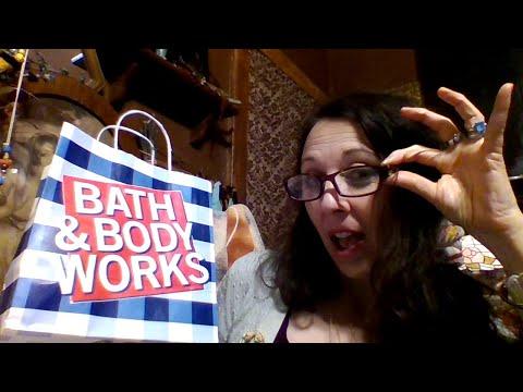 Bath And Body Works Small Haul~Miladyleela