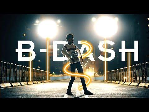 B-DASH   P&PM   Animation Robotic Dance   Scribble Effect   Hitesh Gyanani   Aaren Entertainment