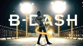 B-DASH | P&PM | Animation Robotic Dance | Scribble Effect | Hitesh Gyanani | Aaren Entertainment