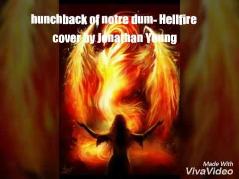 Hunchback of Notre dame - Hellfire metal cover lyrics by Jonathan Young