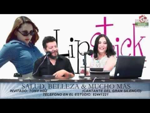Tony Hernandez del Gran Silencio en vivo con Vero Mtz