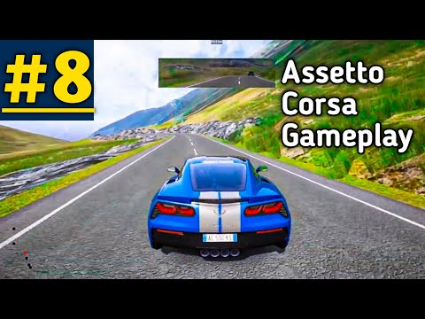 GAME PLANET02 #8 || Assetto Corsa Random and Funny Moments |