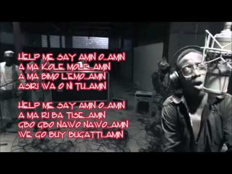 Dammy Krane - Amin (OFFICIAL LYRIC VIDEO)