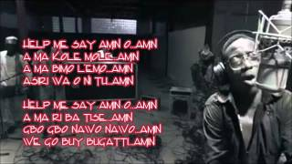 Dammy Krane - Amin (OFFICIAL LYRIC VIDEO)