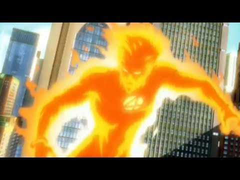 The great quotes of: The Human Torch