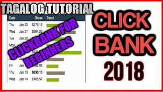 Paano Kumita sa Internet Gamit ang Clickbank! Clickbank For Beginners 2018:Training Part 1