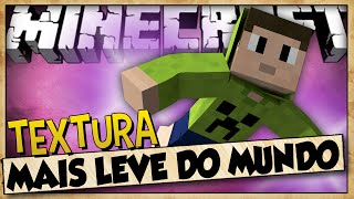 TEXTURA MAIS LEVE DO MUNDO - MINECRAFT -  PAPER CUT OUT