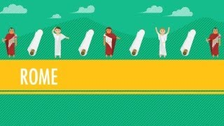 Crash Course: World History: The Roman Empire thumbnail