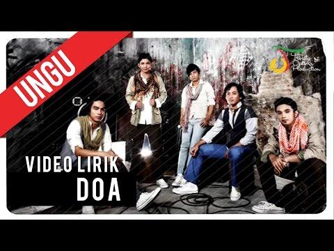 UNGU - Doa | Video Lirik Mp3